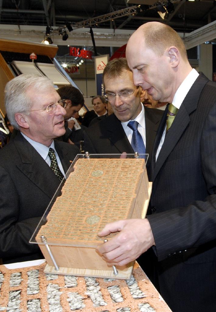 Unipor-Ziegelwerke melden Absatz- und Umsatzplus in 2006