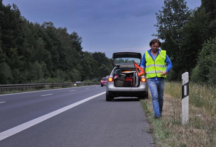 Unfall und was dann / Wie wird eine Unfallstelle richtig abgesichert - welche Infos braucht man zur Schadenregulierung?