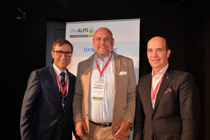 theALPS 2014 startet in Arosa mit spannenden Keynotes und topaktuellen Studienerkenntnissen
