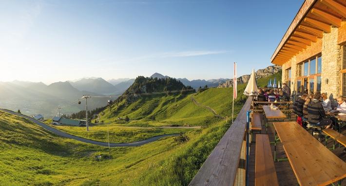 All Inclusive-Urlaub mit der kostenlosen Aktiv Card in der Naturparkregion Reutte in Tirol - BILD