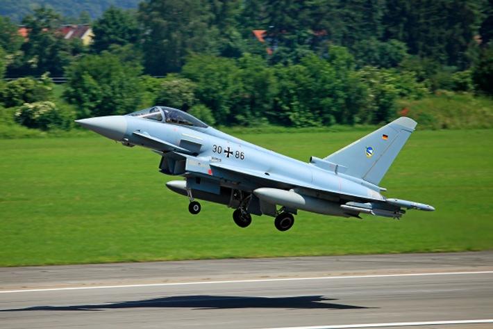 Die Luftwaffe im Einklang mit der Energiewende