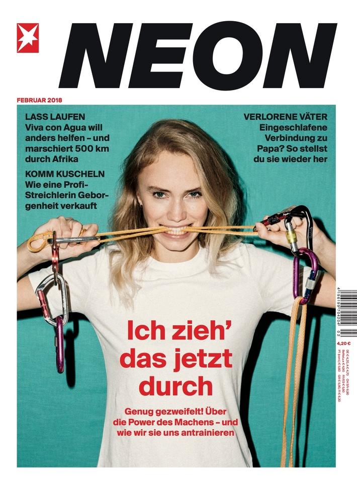 """NEON_02_18_01_4c. Weiterer Text über ots und www.presseportal.de/nr/53006 / Die Verwendung dieses Bildes ist für redaktionelle Zwecke honorarfrei. Veröffentlichung bitte unter Quellenangabe: """"obs/Gruner+Jahr, NEON"""""""