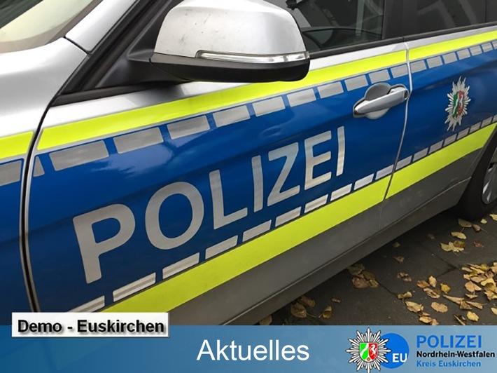 Demo in Euskirchen