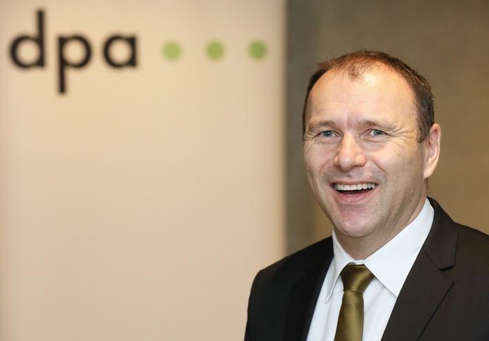 dpa-Gruppe steigert Umsatz auf 136,2 Millionen Euro