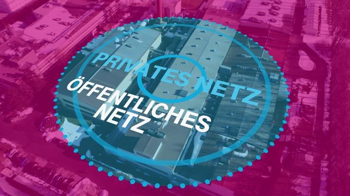 """Campus-Netze vereinen die Leistungsfähigkeit öffentlicher und privater Konnektivität (Symbolbild) / Weiterer Text über ots und www.presseportal.de/nr/13502 / Die Verwendung dieses Bildes ist für redaktionelle Zwecke honorarfrei. Veröffentlichung bitte unter Quellenangabe: """"obs/Ericsson GmbH/Deutsche Telekom"""""""