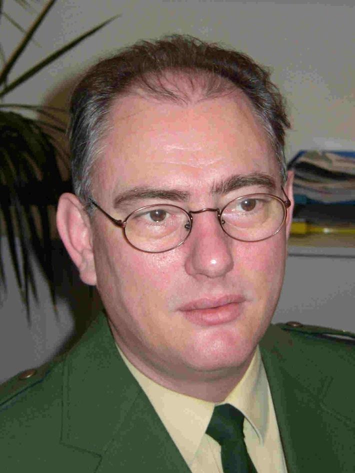 Polizeioberrat Dieter Herberg