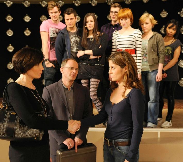 """50mal """"Hand aufs Herz"""" am 13. Dezember 2010 in SAT.1 (mit Bild)"""