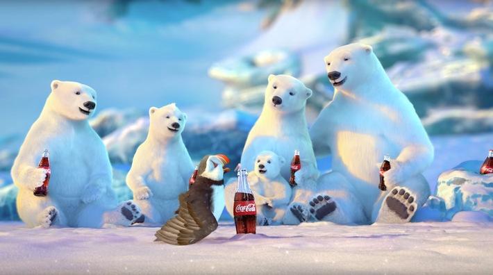 Winterzeit ist Framily-Zeit / Coca-Cola startet die Winterkampagne 2016