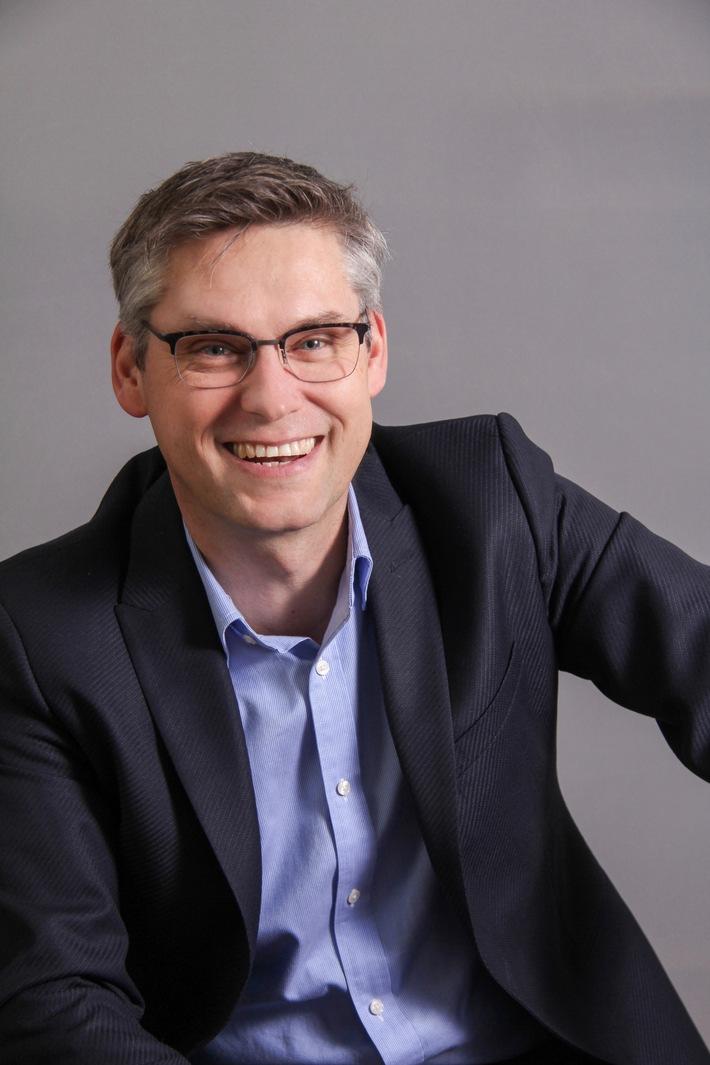 Holger Lachmann wird neuer Musikchef von Antenne Brandenburg und radioBerlin 88,8