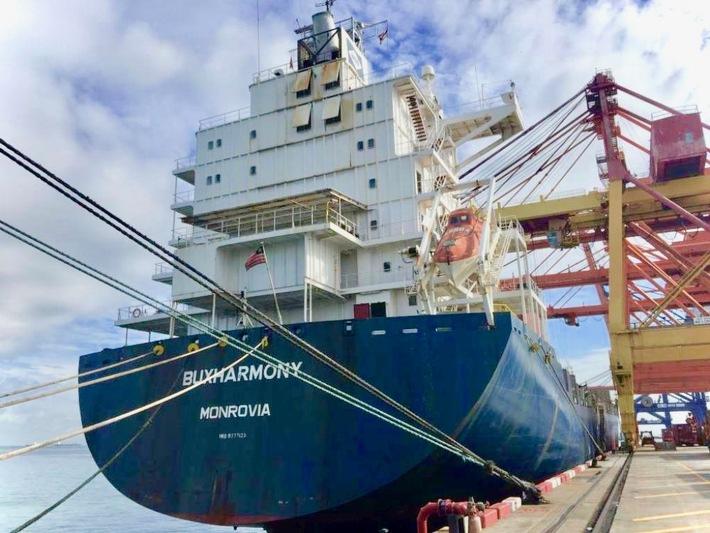 VesselBid versteigert weltweit erstmals Seeschiff online