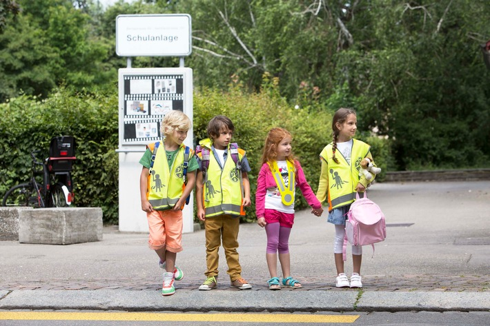 Inizio delle scuole: per meglio proteggere i bambini, non basta rallentare, bisogna fermarsi completamente