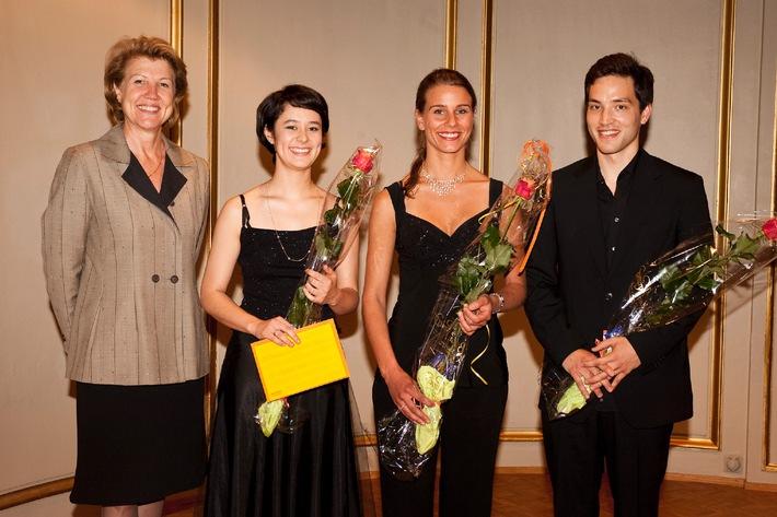 13. Kammermusik-Wettbewerb des Migros-Kulturprozent  Ausgezeichnetes Trio