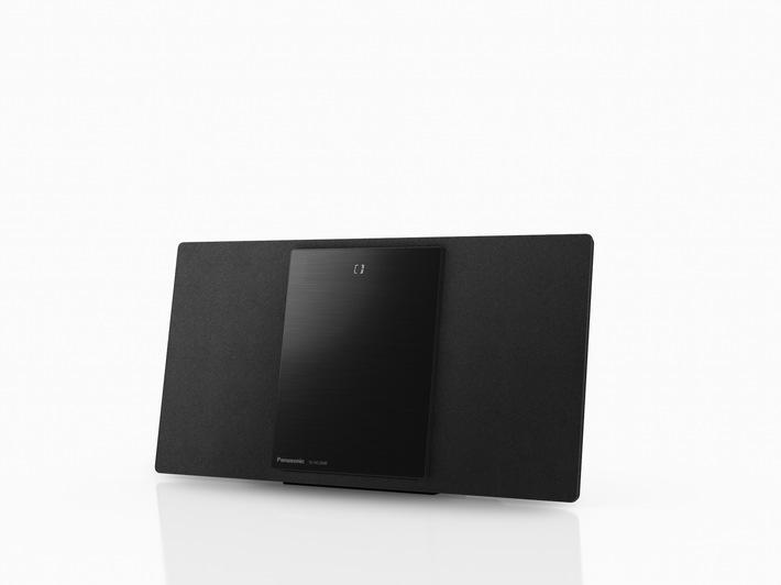 in Panasonic setzt seine Micro HiFi Erfolgsserie fortVon Streaming bis Sprachsteuerung - schlanke HC-Designsysteme voller Möglichkeiten