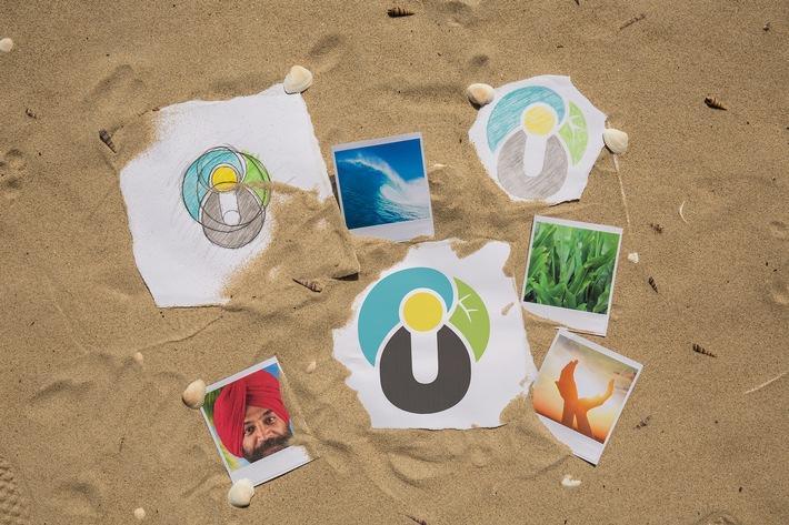 Eine Auszeichnung des German Design Awards gibt es in diesem Jahr für das Urlaubsguru-Logo der Firma UNIQ.
