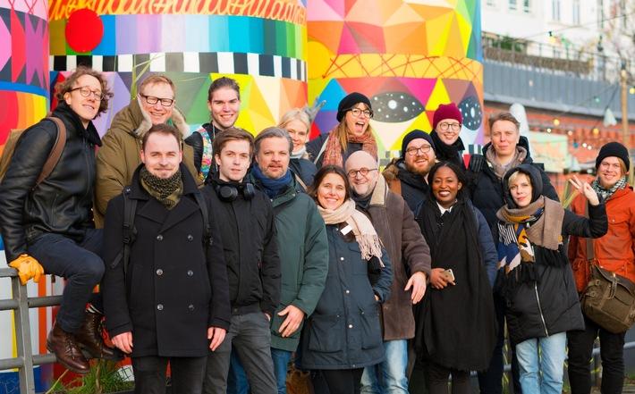 """KI kann Content: next media accelerator startet Batch 6 mit sieben internationalen Startups. Initiiert hat den nma die dpa Deutsche Presse-Agentur. Weiterer Text über ots und www.presseportal.de/nr/8218 / Die Verwendung dieses Bildes ist für redaktionelle Zwecke honorarfrei. Veröffentlichung bitte unter Quellenangabe: """"obs/dpa Deutsche Presse-Agentur GmbH/Teresa Enhiak Nanni/nma/dpa"""""""