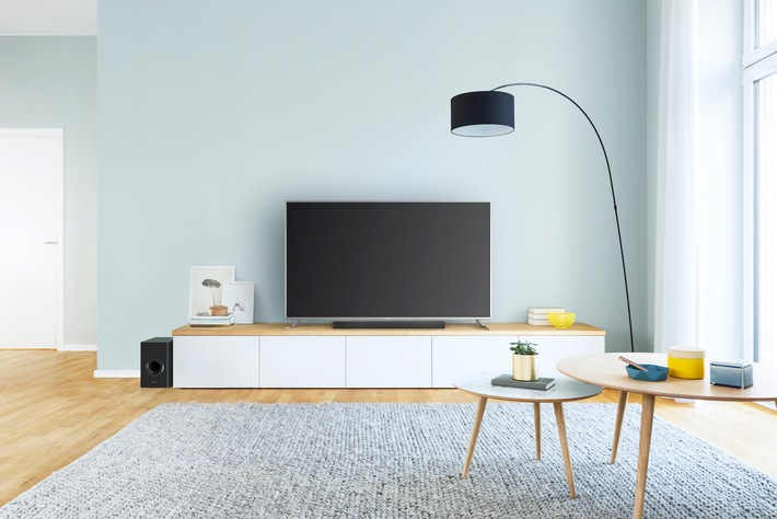 panasonic sound bars for tv