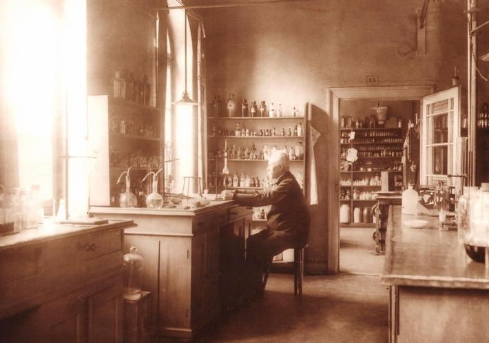 130 Jahre Pharma-Forschung und Herstellung in Ludwigshafen - mit Blick in die Zukunft!