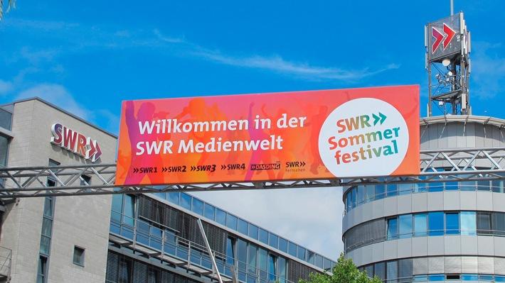 Der Sommer kann kommen / Drei Tage SWR Sommerfestival 2016 vom 8. bis 10. Juli 2016