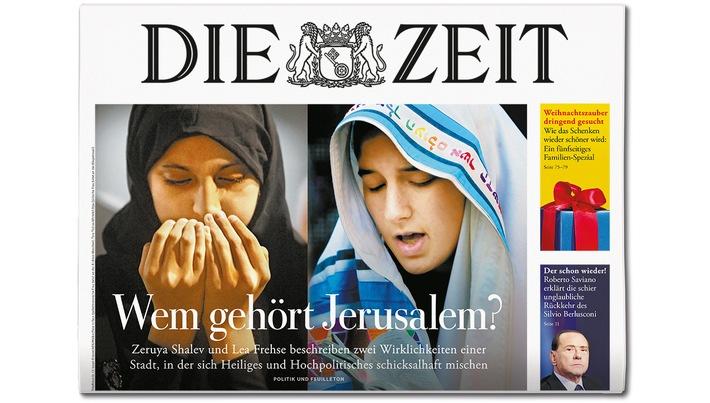 """DIE ZEIT 52/17. Weiterer Text über ots und www.presseportal.de/nr/9377 / Die Verwendung dieses Bildes ist für redaktionelle Zwecke honorarfrei. Veröffentlichung bitte unter Quellenangabe: """"obs/DIE ZEIT"""""""