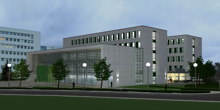 Klares Bekenntnis zum Standort Deutschland: WAGO baut neues Kunden- und Schulungszentrum