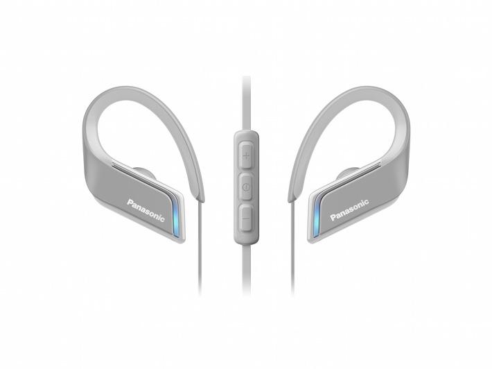 in Musikalischer Trainingspartner für jedes WorkoutMit zwei neuen Bluetooth In-Ear Modellen erweitert Panasonic sein Sportkopfhörer Line-up