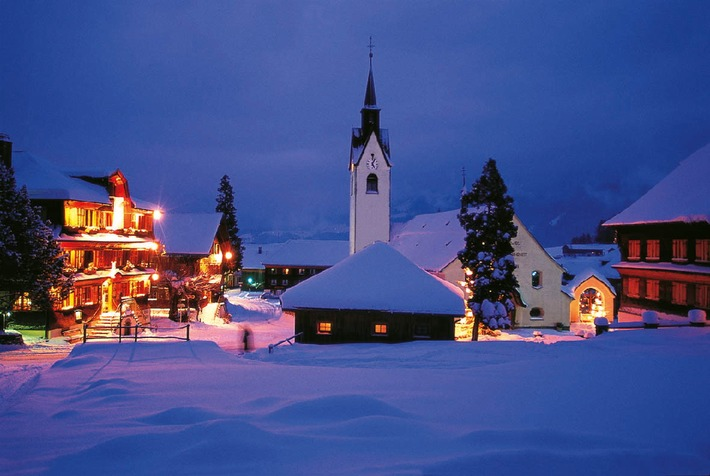 Bregenzerwald: Winter mit Komfort - BILD