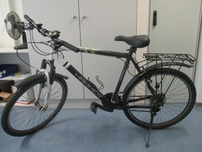 Polizei sucht unbekannten Geschädigten nach Fahrraddiebstahl