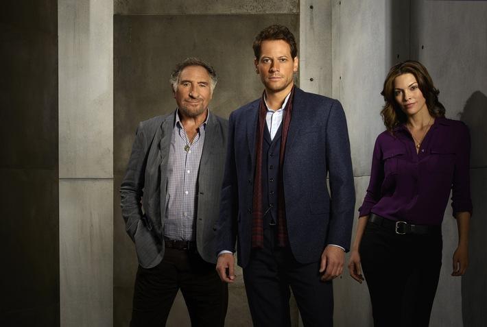 """Mr. Immortal"" statt ""Mr. Fantastic"": Die neue US-Crime-Serie ""Forever"" mit Ioan Gruffudd ab 20. Juli 2015 um 20:15 Uhr in SAT.1"