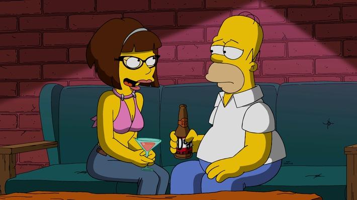 """Homer hat 'ne Neue! Start der 27. Staffel """"Die Simpsons"""" am 30. August 2016"""