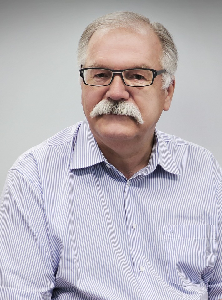 Volker Liebelt, Senior Key Account Manager at drom fragrances