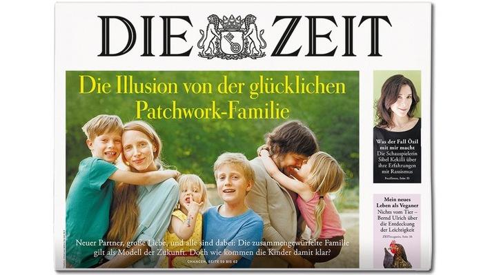 Cover DIE ZEIT 32_2018 / Weiterer Text ber ots und www.presseportal.de/nr/9377 / Die Verwendung dieses Bildes ist fr ...