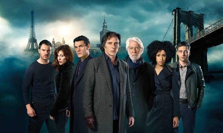 """Frische Crime Time: SAT.1 zeigt neue Folgen """"Criminal Minds""""  und die zweite Staffel """"Crossing Lines"""" ab 4. September 2014"""