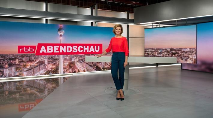 """Berliner """"Abendschau"""" beste Sendung im deutschsprachigen  Regionalfernsehen - Bremer Fernsehpreis 2019 für rbb-Programm (FOTO)"""