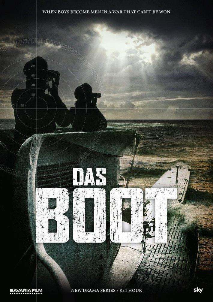 """Bavaria Film und Sky Deutschland entwickeln internationale Serie """"Das Boot"""""""