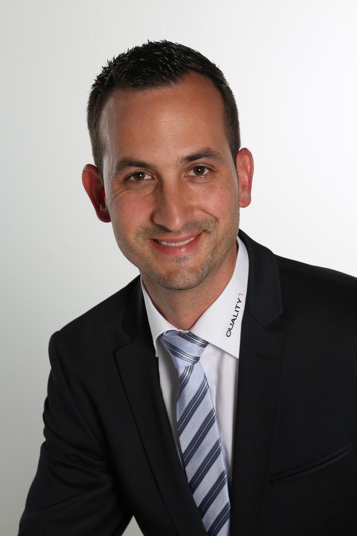 Marc Kessler wird neuer CEO bei Quality1
