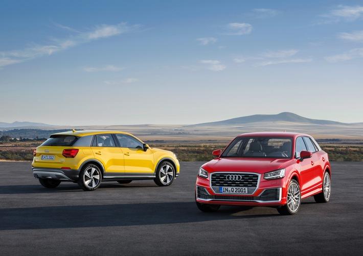 Audi Konzern mit robustem ersten Quartal