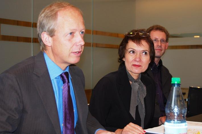 Zu Gast im Norddeutschen Rundfunk bei Mr. Tagesthemen Tom Buhrow