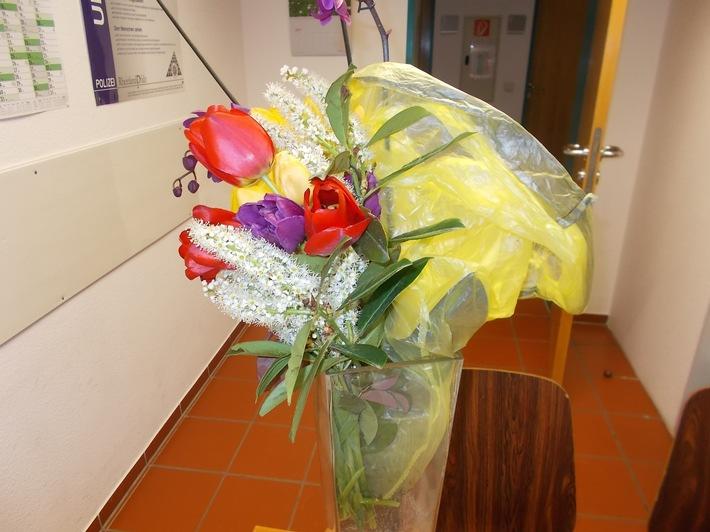 Blumenvase Alexander der Große