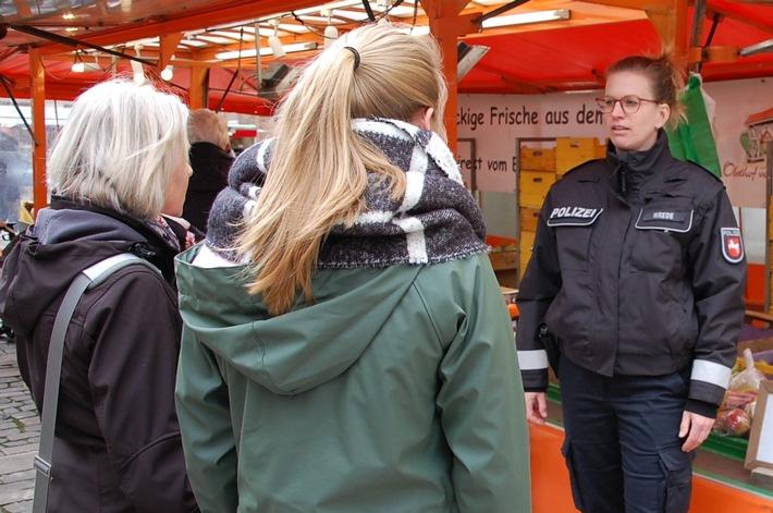POL-VER: Polizei informiert über den Umgang mit dem Coronavirus - Ein Interview mit Kriminaldirektor Uwe Jordan, Leiter der Polizeiinspektion Verden/Osterholz