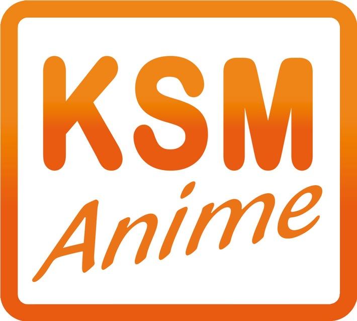 KSM Anime ist einer der führenden Anime Publisher im deutschsprachigem Raum.