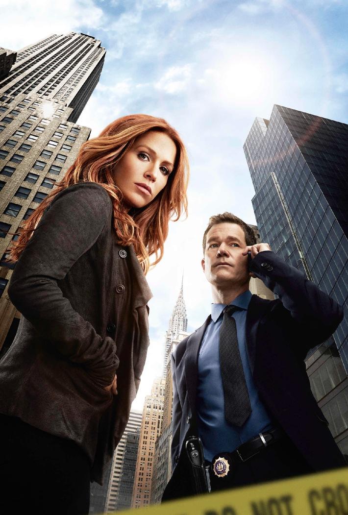 """Unvergesslich: kabel eins zeigt die zweite Staffel der US-Crime-Serie """"Unforgettable"""" ab 10. April"""