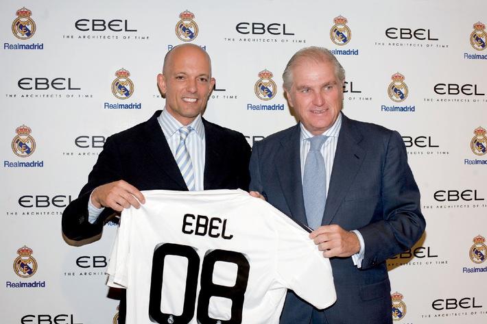 EBEL holt Real Madrid in sein Aufgebot