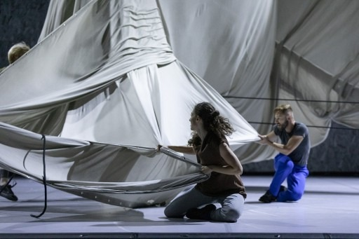 Ready to dance again / Nach den einschneidenden Beschränkungen im Tanz- und Theaterbereich bringt die TANZWERKSTATT EUROPA erstmals in Deutschland wieder analog Publikum zusammen (FOTO)