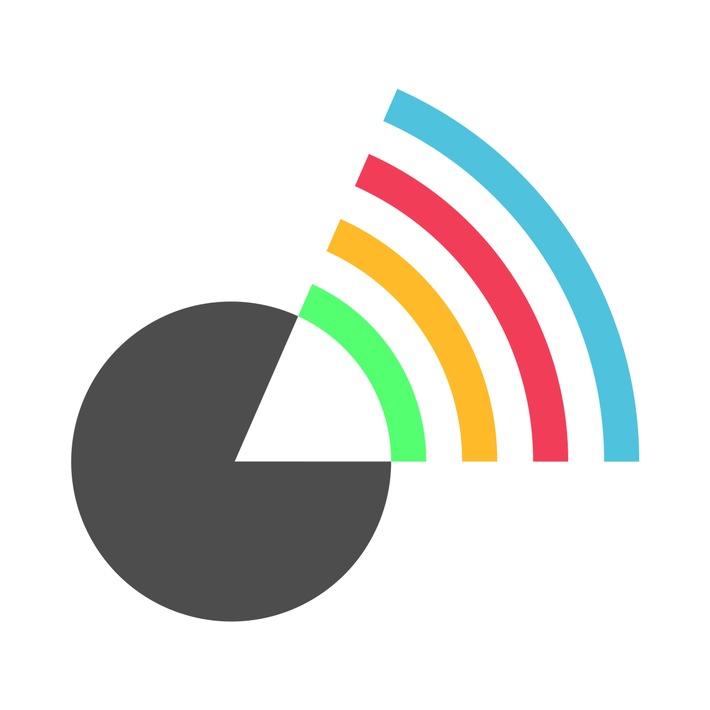 BILD zu OTS - Das Logo von radioCORE. Es soll zeigen, dass gewissen Dinge ausgesprochen und benannt werden sollen. Es soll zeigen, dass radioCORE denen eine Stimme gibt, die vielleicht sonst nicht gehrt werden.