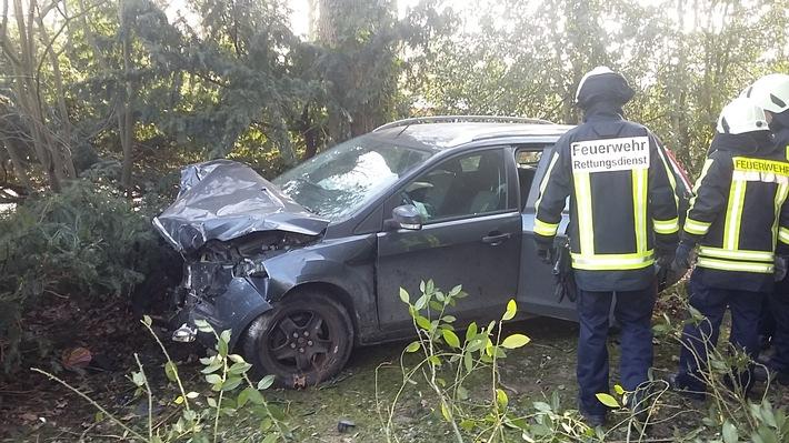 FW-BO: Verkehrsunfall in Querenburg