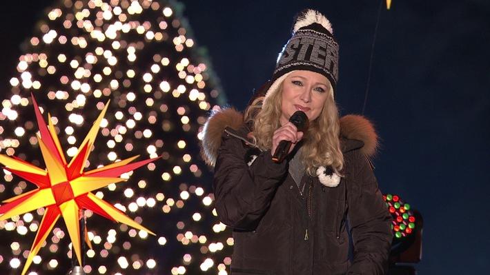 """Fernsehshow """"Zauberhafte Weihnachten"""" am 15. Dezember um 20.15 Uhr im rbb - Stars auf Schlagerreise durch Berlin und Brandenburg"""