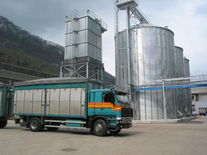 Holzenergie Schweiz: Pellets ohne Unterbruch!