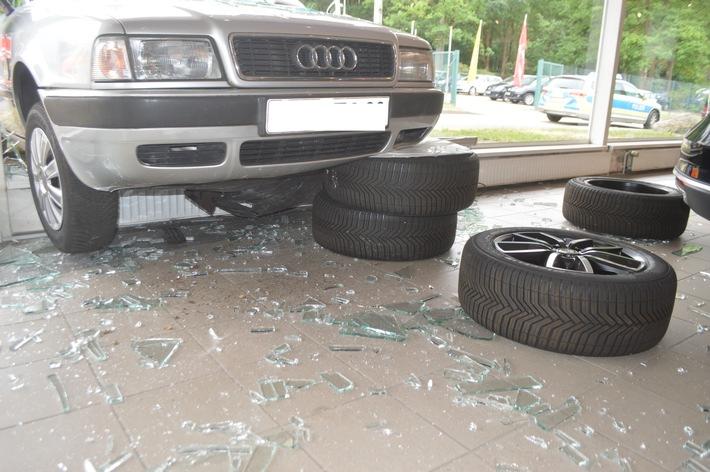 Verkehrsunfall Buxtehude