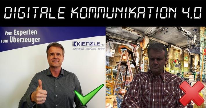 Michael Kienzle macht Experten zu Überzeugern / Weiterer Text über ots und www.presseportal.de/nr/152686 / Die Verwendung dieses Bildes ist für redaktionelle Zwecke unter Beachtung ggf. genannter Nutzungsbedingungen honorarfrei. Veröffentlichung bitte mit Bildrechte-Hinweis.