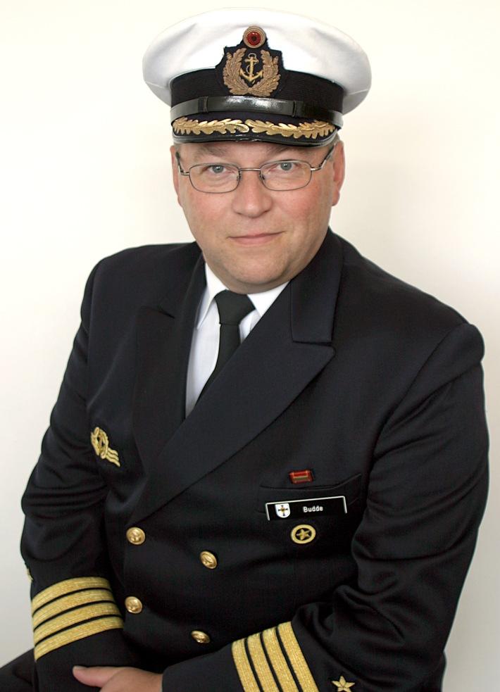 Kapitän zur See Budde